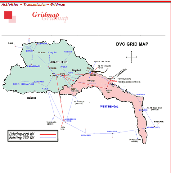 Power Plant Maps   INDIAN POWER SECTOR on