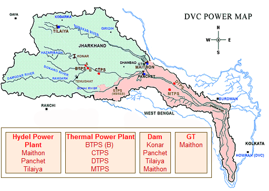 Power Plant Maps | INDIAN POWER SECTOR on