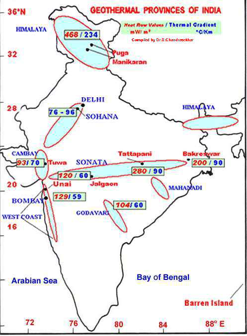 Map of Solar Power Plants in India of India · Dvc Power Map